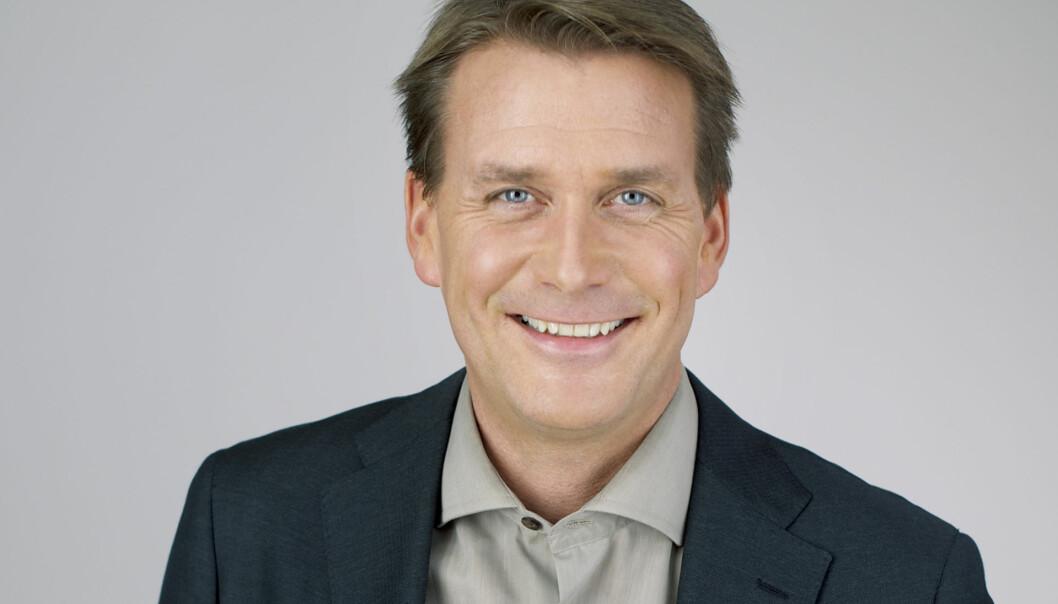 - Vi må se på NRKs tilstedeværelse, sier Kårstein Løvaas. Foto: CF-Wesenberg@kolonihaven.no/Høyre