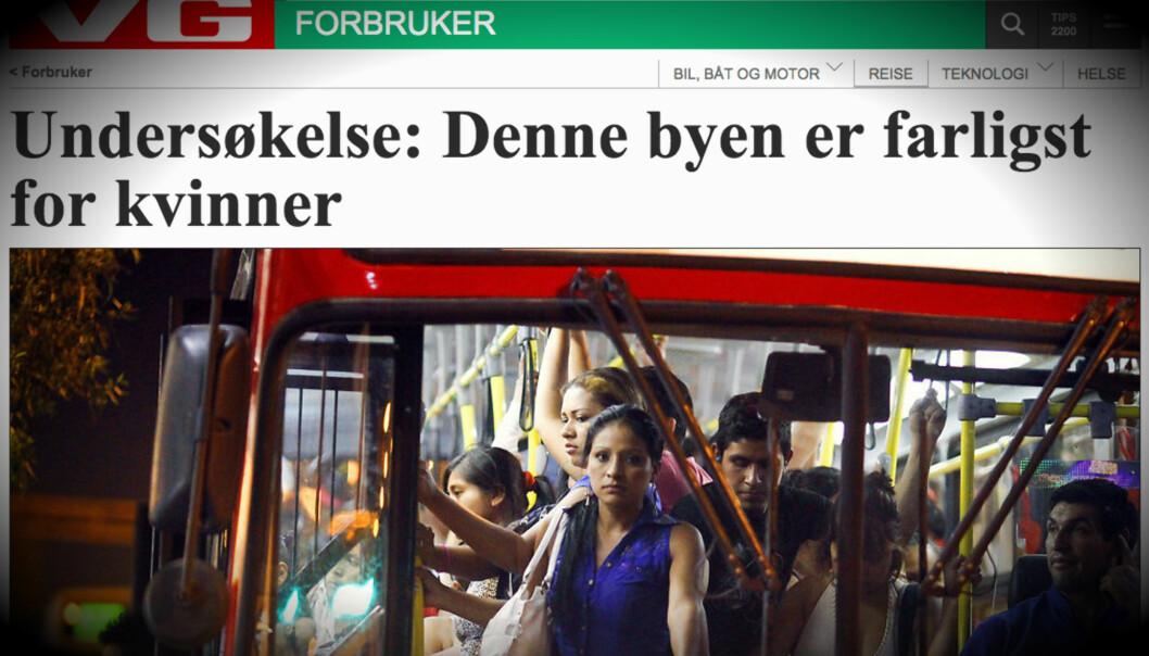 Faksimile: VG Nett