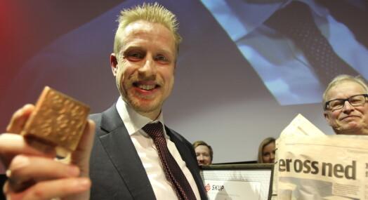 Skup-prisen til Dagbladet