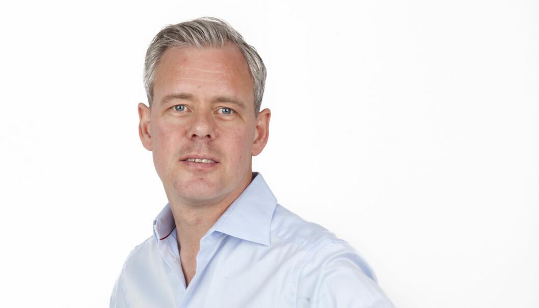 Per Valebrokk ser ingen redning i betalt innhold, men likevel mener han annonseformen er en viktig inntektskilde. Foto: E24