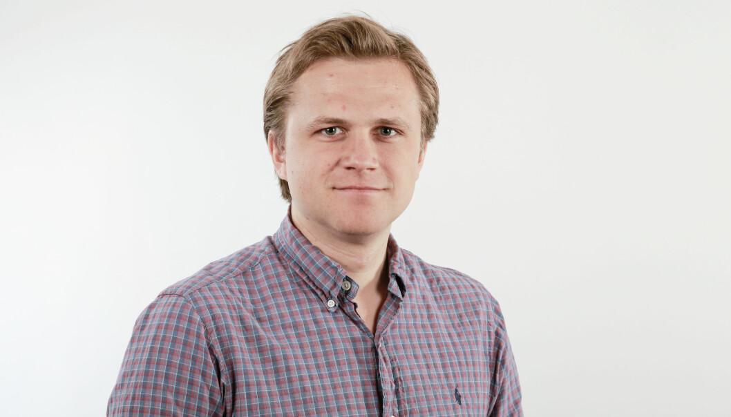 Øystein Langberg overtar 1. august etter Ingeborg Moe som Aftenspostens Brussel-korrespondent. Foto: Aftenposten