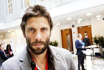 Kjetil Østli tar ansvaret for manglende kreditering