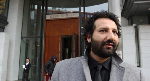 Forsvarer: – Anklagene mot Zaman er latterlige