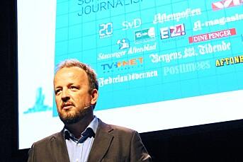 VG-kommentator Frithjof Jacobsen slutter på dagen