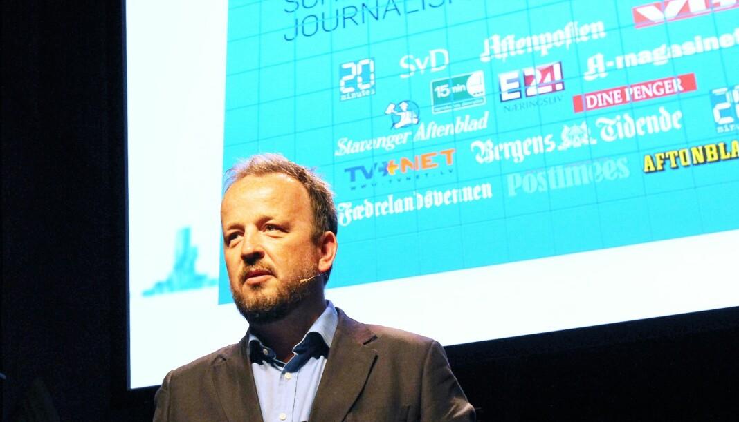 Frithjof Jacobsen er ikke lenger kommentator i VG. Arkivfoto: Birgit Danneberg