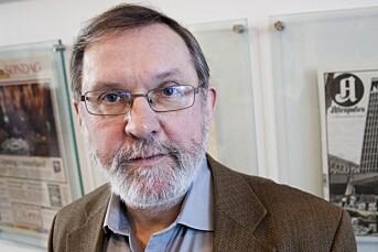 Stanghelle er kritisk til Schibsteds behandling av Aftenposten
