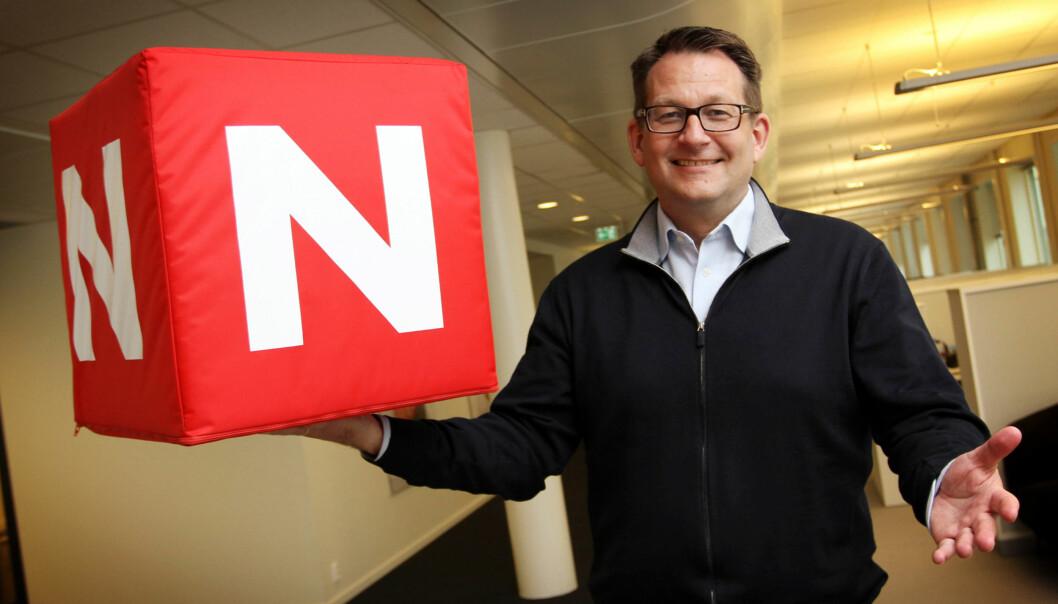 Harald Strømme vil at Konkurransetilsynet skal stanse TV 2s kjøp av C Mores spoArtsaktiviteter i Norge. Foto: Birgit Danneberg.