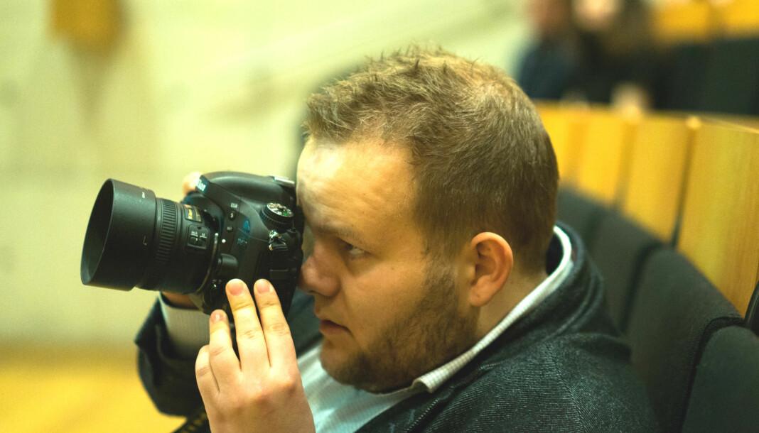 Gard L. Michalsen går fra Medier24 til E24. Dermed må han selge seg ut av selskapet han etablerte. Arkivfoto: Helge Øgrim