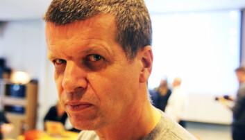 Gunnar Kagge, klubbleder i Aftenposten. Arkivfoto: Martin Huseby Jensen
