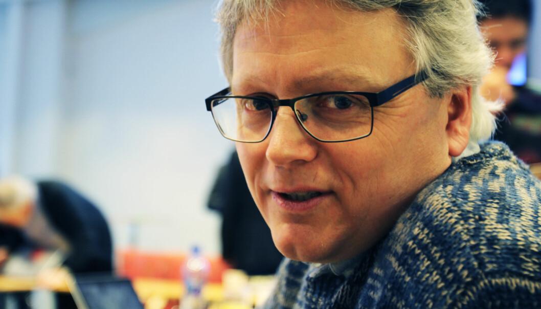 Rydd opp eller la være å søke støtte hos Stup, slår nestleder Håkon Okkenhaug fast. Arkivfoto: Martin Huseby Jensen