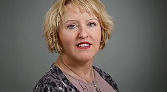Distriktsdirektør i NRK, Grethe Gynnild-Johnsen. Foto: NRK