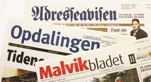 Tillitsvalgte ber om utbyttekutt for Polaris Media