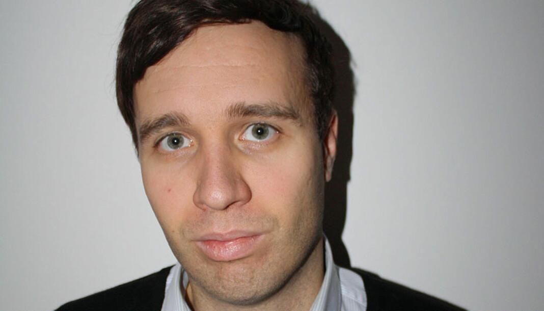 Ansvarlig redaktør Arne Reginiussen i Finnmark Dagblad og iFinnmark anmelder en person etter trusler mot journalist. Arkivfoto: Privat