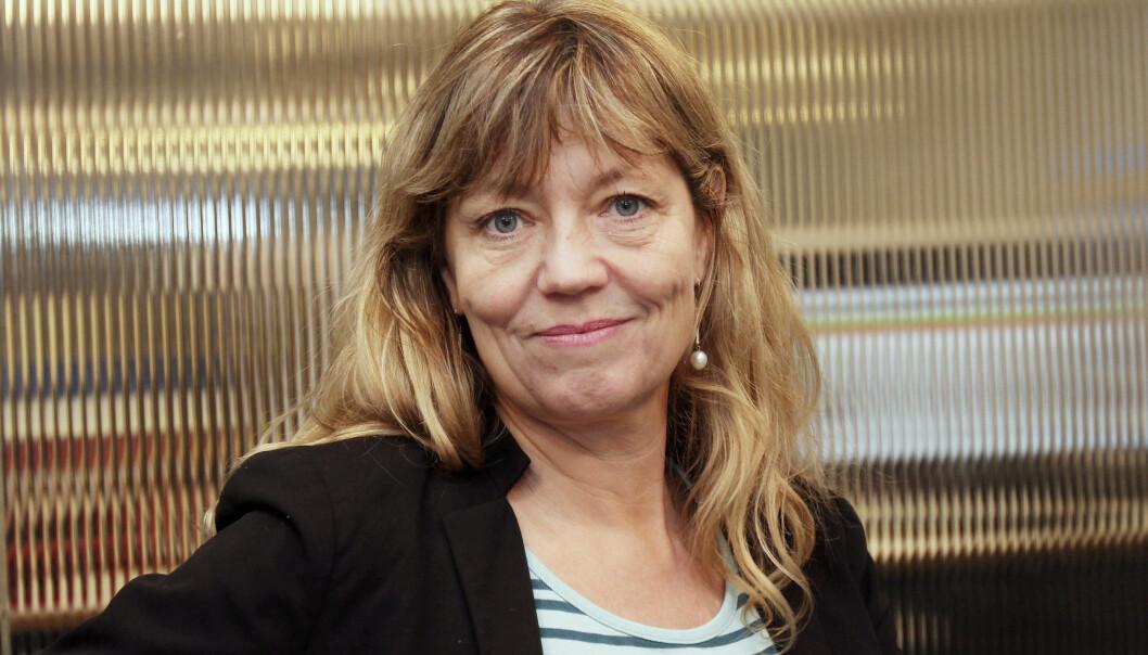 Helena Giertta er ansvarlig redaktør i Journalisten. Arkivfoto: Birgit Dannenberg