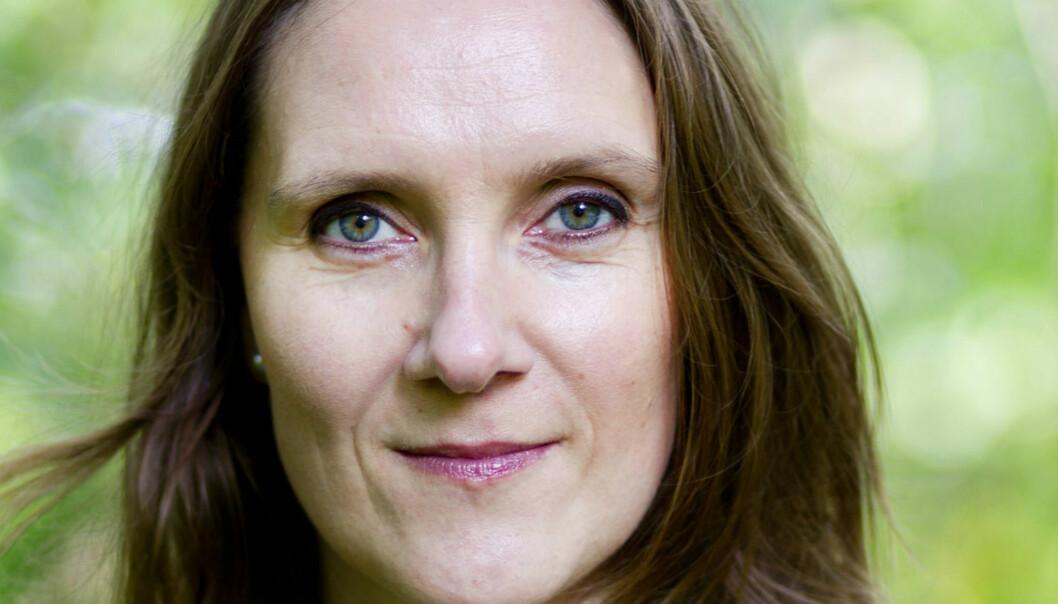 Eva Stenbro. Foto: Lisbeth Andresen