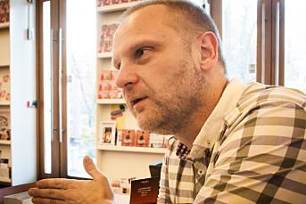 Frank Rossavik til Aftenposten