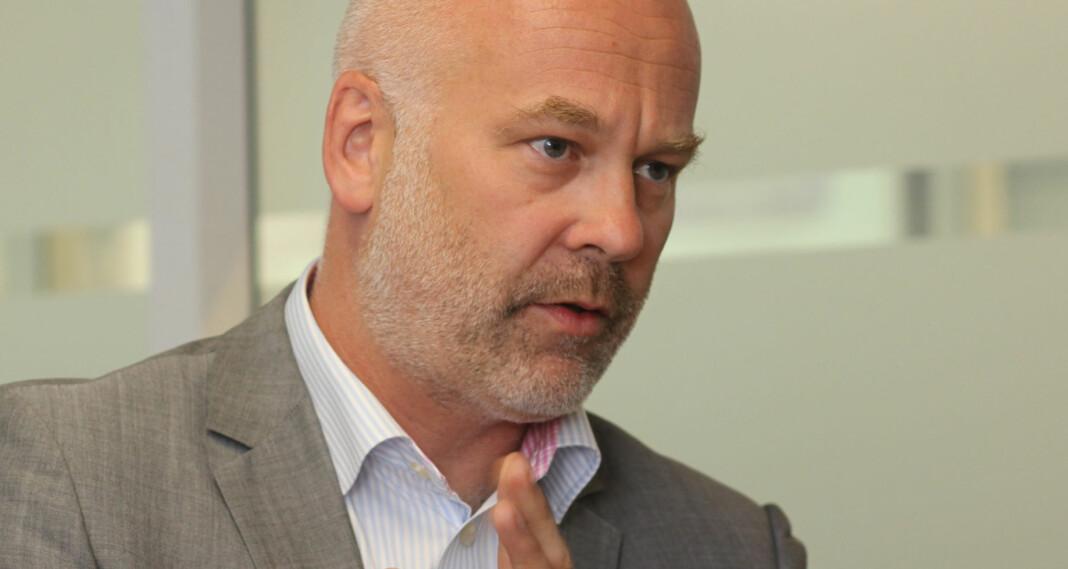 Kringkastingssjef Thor Gjermund Eriksen kjente Morten Ruud personlig, og er i dyp sorg. Arkivfoto: Birgit Dannenberg