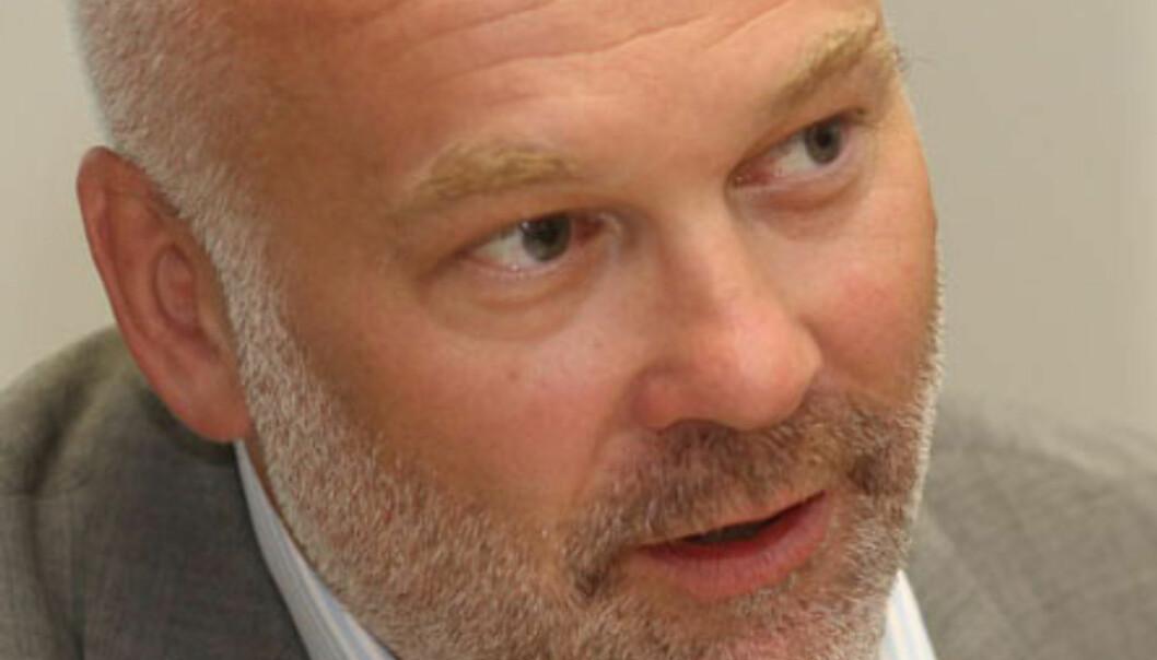 Kringkastingssjef Thor Gjermund Eriksen mener NRK har en eneste ambisjon, å oppfylle allmennkringkastingsoppdraget de har fått fra Stortinget.
