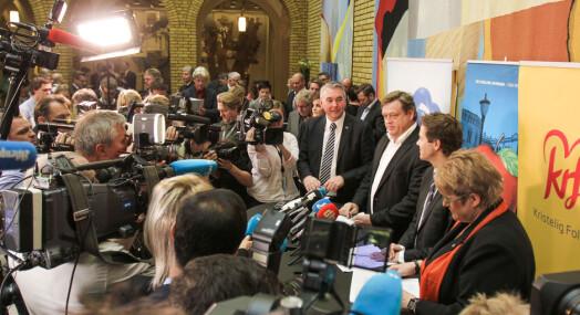 Sender mediemomsen tilbake til regjeringen