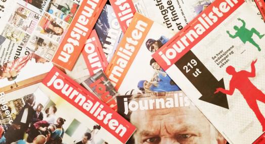 Journalisten avvikles som eget selskap