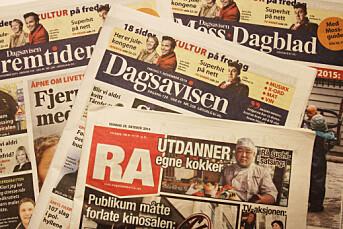 Amedia går ut av Dagsavisens Stiftelse, inn kommer LO Media
