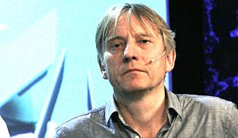 Ansvarlig redaktør Magne Storedal, da i Romerikes Blad.