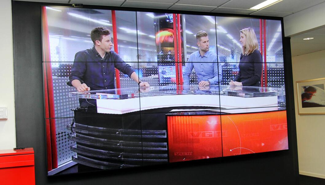 VGTV legger om strategien og satser på flere dokumentarer, mens humor og underholdning kuttes ut. Foto: Birgit Dannenberg
