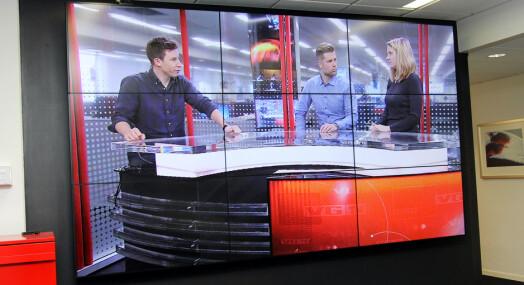 Journalistene i VGTV tjener nå mer enn konkurrentene i TV 2