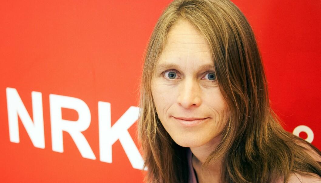 NRKJ-leder Sidsel Avlund opplever at svaret fra NRKs ledelse åpner for en annen tidsramme.