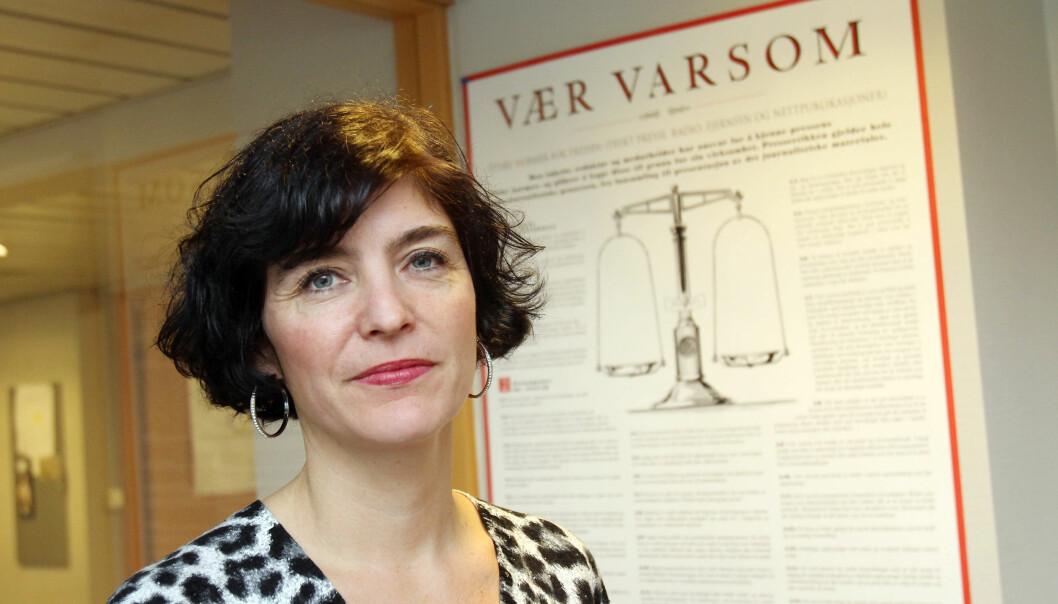 Kjersti Løken Stavrum. Foto: Birgit Dannenberg