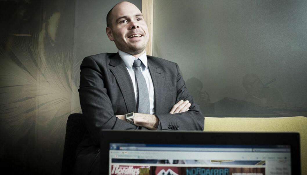 Anders Opdahl, for tiden på vei fra Nordlys til jobben som regiondirektør i NRK, blir nytt medlem av PFU.