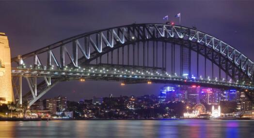 Flytter natt=produksjon til Australia