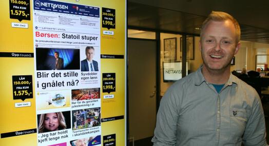 Nettavisens Pål Nisja-Wilhelmsen er årets netthode 2017