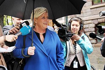 Avdekker lav kvinneandel i mediene