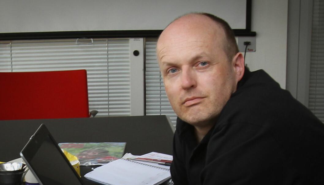 Lars Døvle Larssen ledet valgkomiteen. Han forteller at flere undret seg over møtet med konsernledelsen