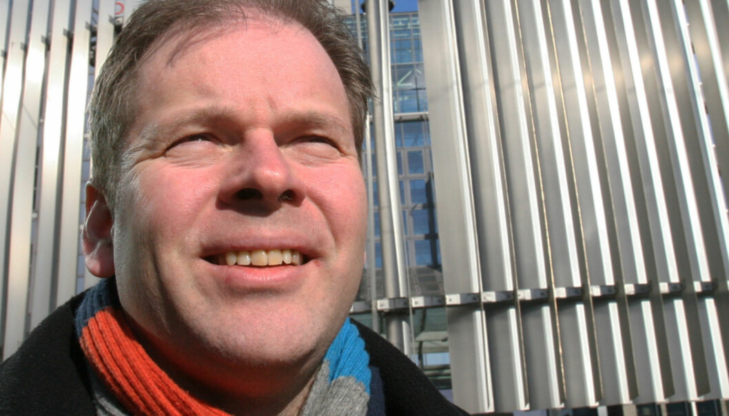 Hva han skal gjøre nå, er Terje Johansen langt fra sikker på. Han har noen ideer. Foto: Martin Huseby Jensen