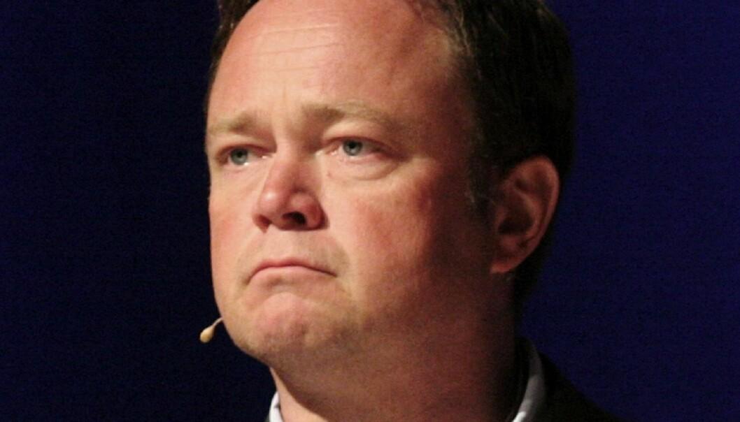 Fredrik Græsvik gikk for langt på Twitter, mener TV 2-ledelsen. Foto: Birgit Dannenberg
