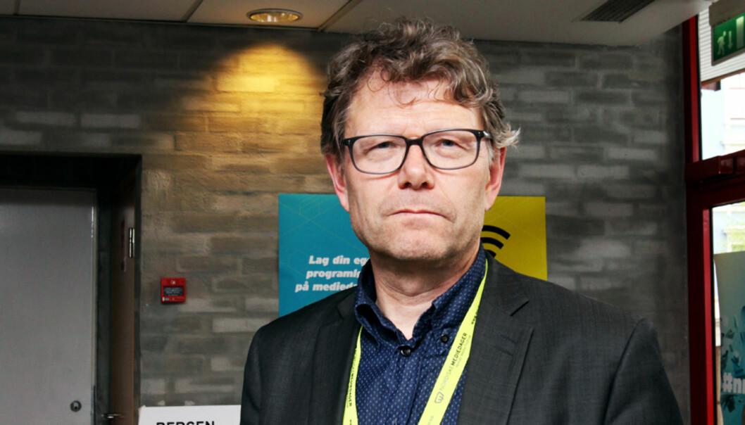 Stein Bjøntegård, som bytter jobb fra publiseringsredaktør til nyhetssjef, går inn i PFU. Arkivfoto Journalisten