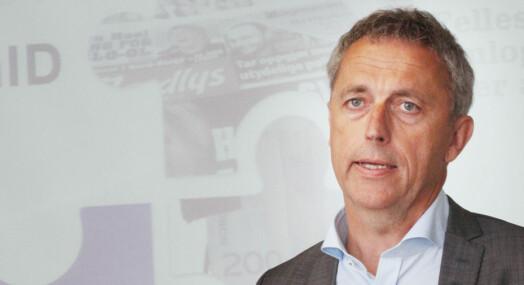 Amedias toppsjef: Vellykket kjøp og fusjon