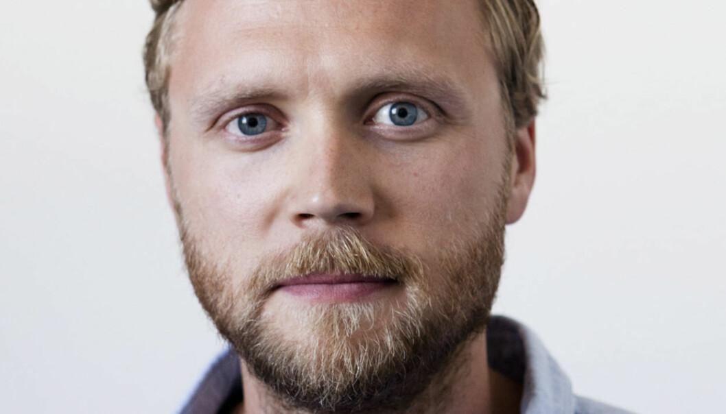 Kulturredaktør Geir Ramnefjell mener det er en fordel om Dagbladets frilanskritikere gjør annet arbeide i tillegg til å anmelde. Foto: Uffe Frandsen/Dagbladet