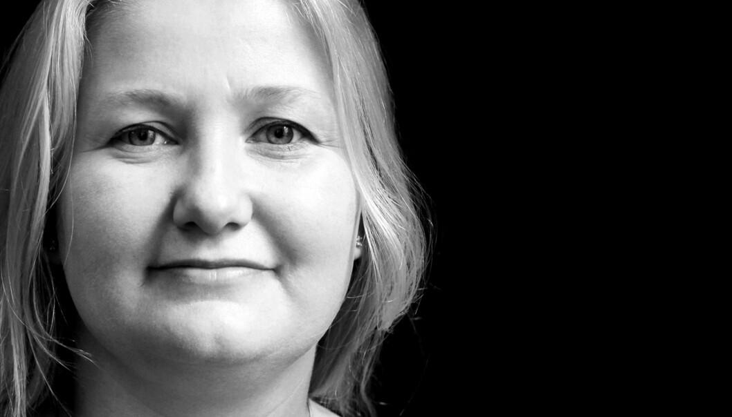 Kulturredaktør Ane Farsethås. Foto: Morgenbladet