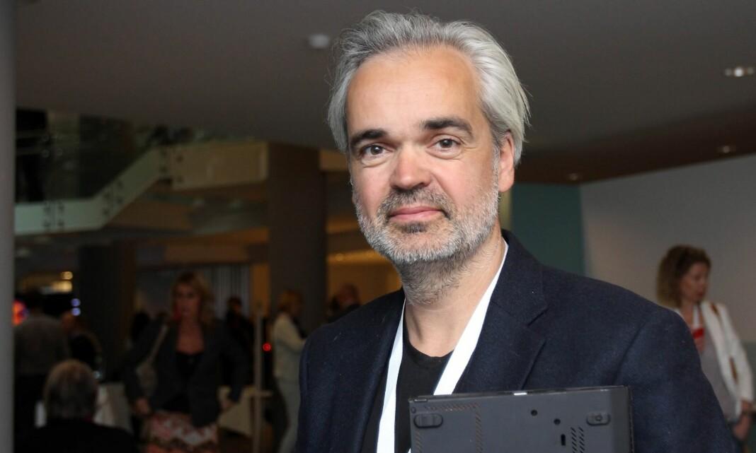 Sjefredaktør Eivind Ljøstad i Fædrelandsvennen sier at dagens resultat i PFU var som forventet. Arkivfoto: Birgit Dannenberg
