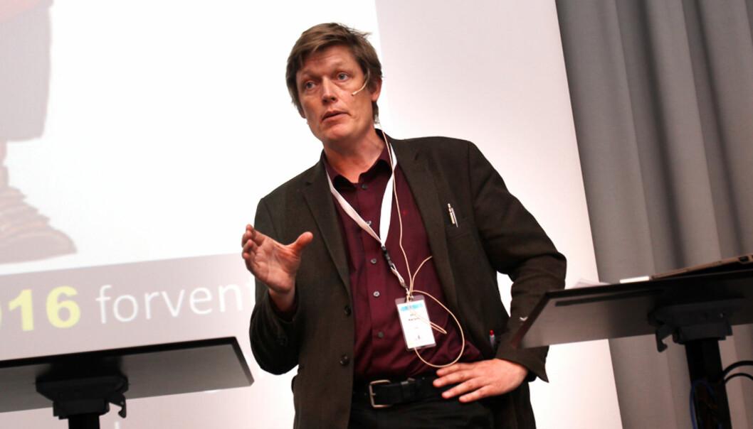 Jens Barland. Foto: Birgit Dannenberg