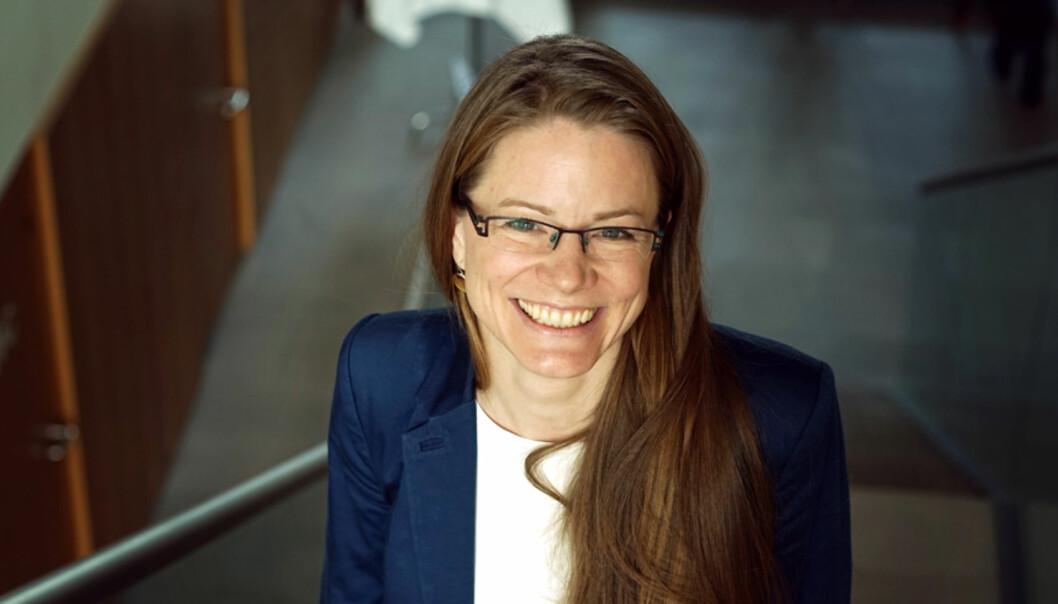 Tamara Anthony. Foto: Helge Øgrim