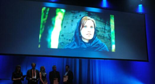 IR-prisen til Kristin Solberg