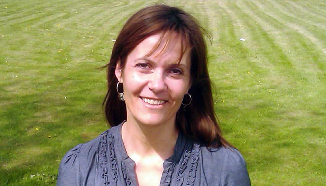 Kristin Monstader ny sjefredaktør i Drammens tidende