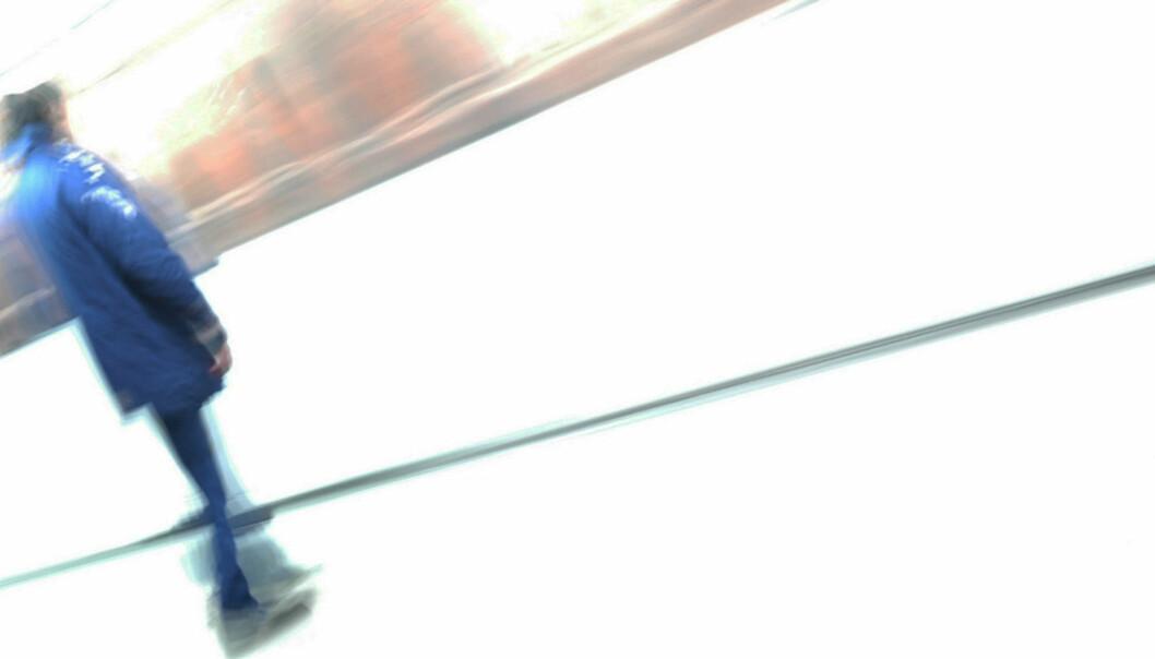 T-banen passerte uten å ta med seg kommersielle medier som samarbeidspartnere. Foto: Martin Huseby Jensen