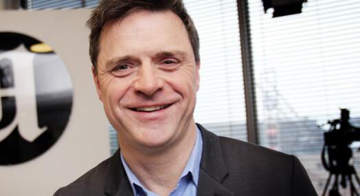 Espen Egil Hansen går av som sjefredaktør i Aftenposten