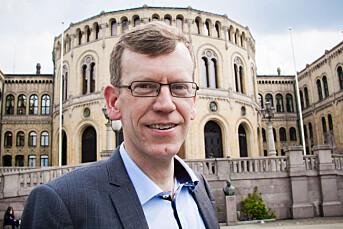Kjetil Bragli Alstadheim blir politisk redaktør i Aftenposten
