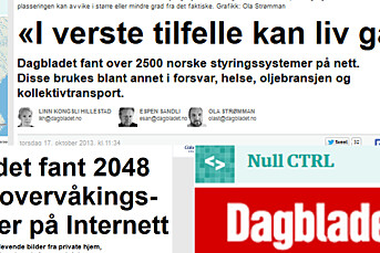 Dagbladet vant europeisk innovasjonpris